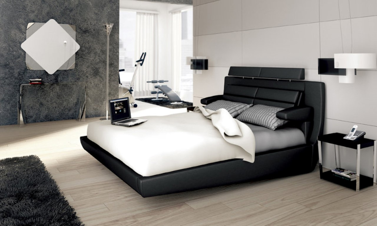 Beautiful camere da letto moderna photos acrylicgiftware for Camere letto economiche