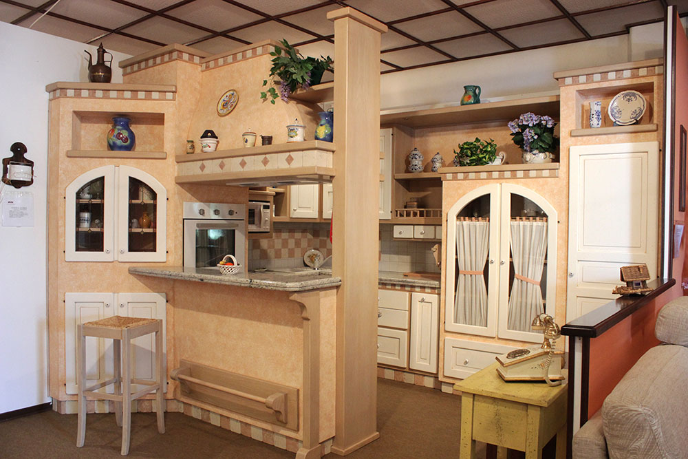 Cucina Country Mobili