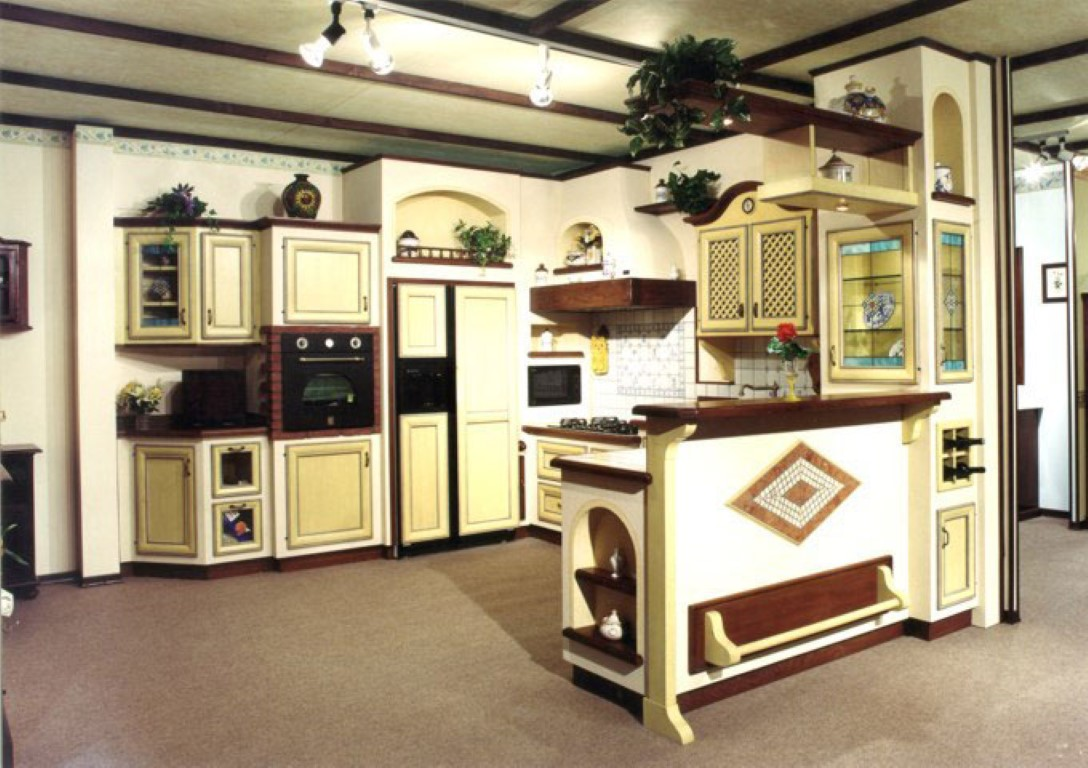 Cucine Rustiche Con Isola. Cucine Rustiche Con Isola Progetto With ...